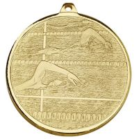 Frosted Glacier Swimming Medal  </br>AM2012.01